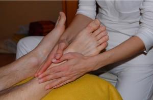 Massage-pieds-Centre La Fleur de Vie 95590 Presles